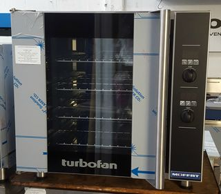 Turbofan Convection Oven E32D4 30% OFF - New - $4867.10 + GST