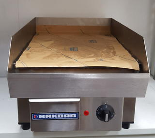 Bakbar Griddle 350mm - Item 8187