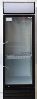 Procool Single Glass Door Chiller - New - $1645 + GST