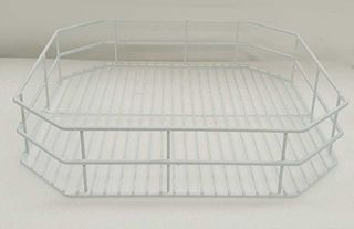 Wire Open Rack 435mm x 435 for Glasses, Cutlery etc - New - $35 + GST