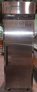 Turbo Air Vertical Stainless Single Door Freezer - Item Special Order