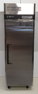 Turbo Air Vertical Stainless Single Door Freezer - New - $3595 + GST