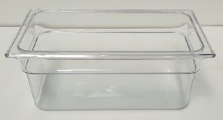 Polycarbonate Clear GN 1/4 - 100mm - New - $9.75 + GST