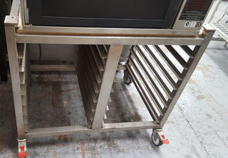 Oven Stand On Castors - Used - $750 + GST
