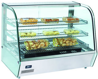 Rotor Heated Counter Top Display 160L - New - $1425 + GST