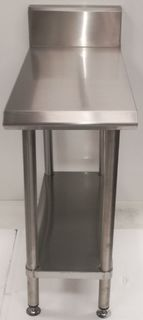 Stainless Steel Infill Bench Blue Seal Profile 350mm - New - $495 + GST