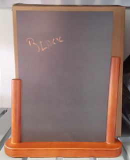 Counter Top A4 size Black Board - New - $15.95 + GST