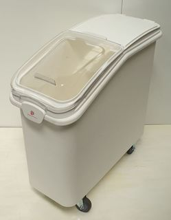 Ingredient Bin on Castors 81L - New - $230 + GST