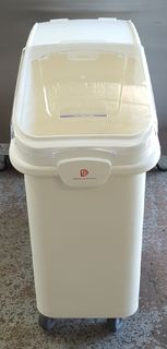 Ingredient Bin on Castors 81L - Item JD-IB79