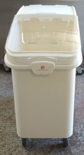 Ingredient Bin on Castors 102L - Item JD-IB98
