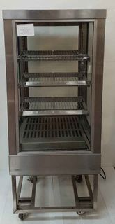 Cossiga Freestanding Heated Display (600mm) - Used - $1150 + GST