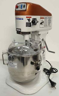 Robot Coupe Bakermix Planetary Mixer 8L with 3 Attachements - New - $2212 + GST