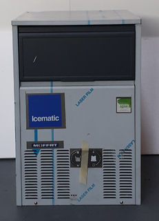 Icematic Ice Maker 37Kg Per 24hr - Ex-Demo - $1595 + GST