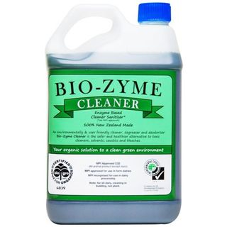 Bio-Zyme Multi-Purpose Cleaner and Sanitiesr 5L