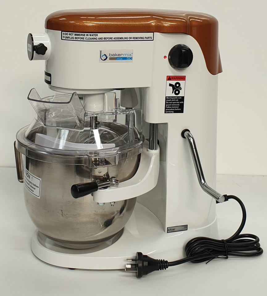 Robot Coupe Bakermix 5L Planetary Mixer - New - $1131 + GST