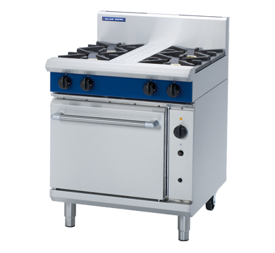 Blue Seal 4 Burner + Convection Oven - New - $6446.95 + GST