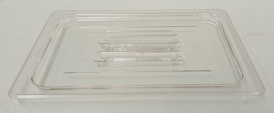 Polycarbonate Clear GN 1/2 Lid - New - $11.95 + GST