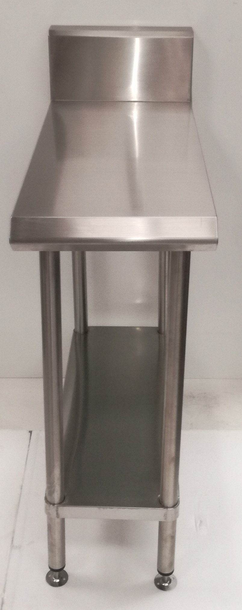 Stainless Steel Infill Bench Blue Seal Profile 300mm - New - $465 + GST