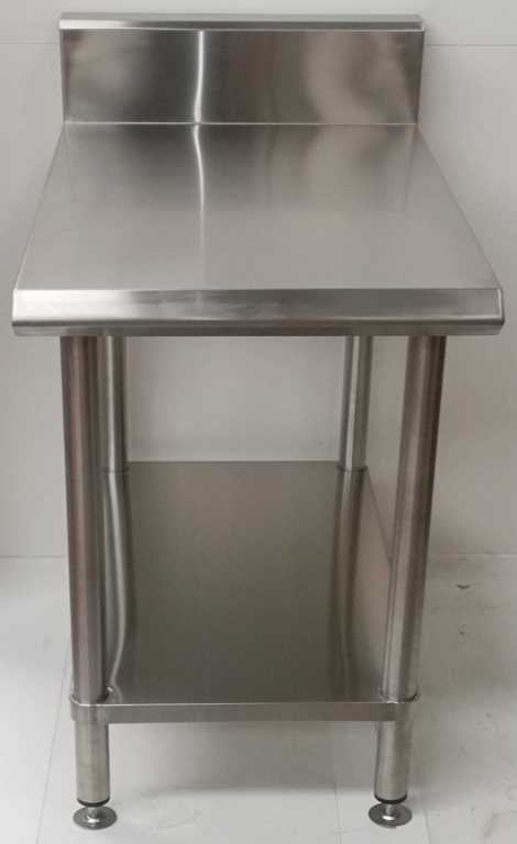 Stainless Steel Infill Bench Blue Seal Profile 600mm - New - $645 + GST