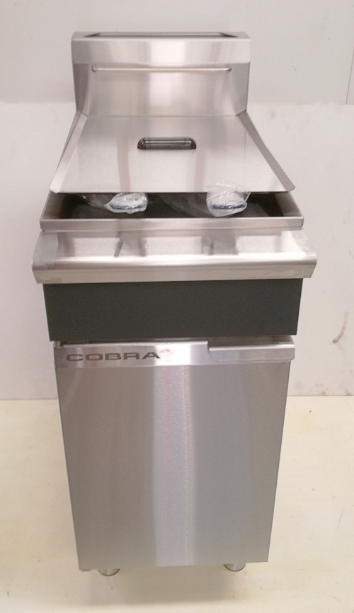 Cobra Open Pot Deep Fryer (Nat Gas) - New - $1908 + GST