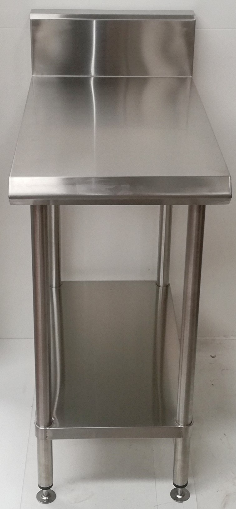 Stainless Steel Infill Bench Blue Seal Profile 450mm - New - $585 + GST