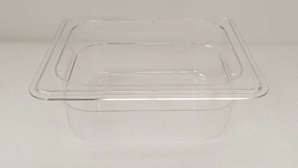 Polycarbonate Clear GN Food Pan 1/6 - 65mm - New - $6.90 + GST