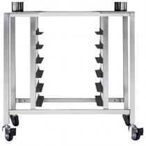 Stainless Steel Stand for E35D6 - New - $727 + GST