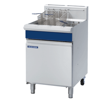 Blue Seal Open Pot Deep Fryer (600mm) new - Item Special Order