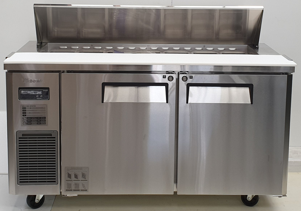 Turbo Air Pizza / Sandwich etc Prep Chiller - New- $3295 + GST