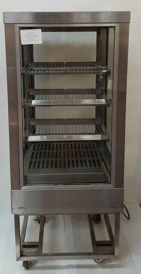 Cossiga Freestanding Heated Display (600mm) - Used - Now $850 + GST