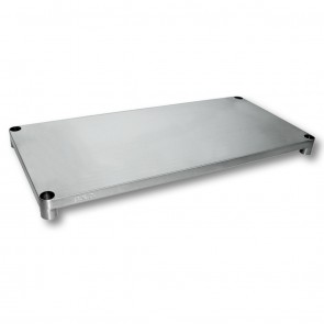 Stainless Solid Under Shelf 1500mm - New - $229 + GST