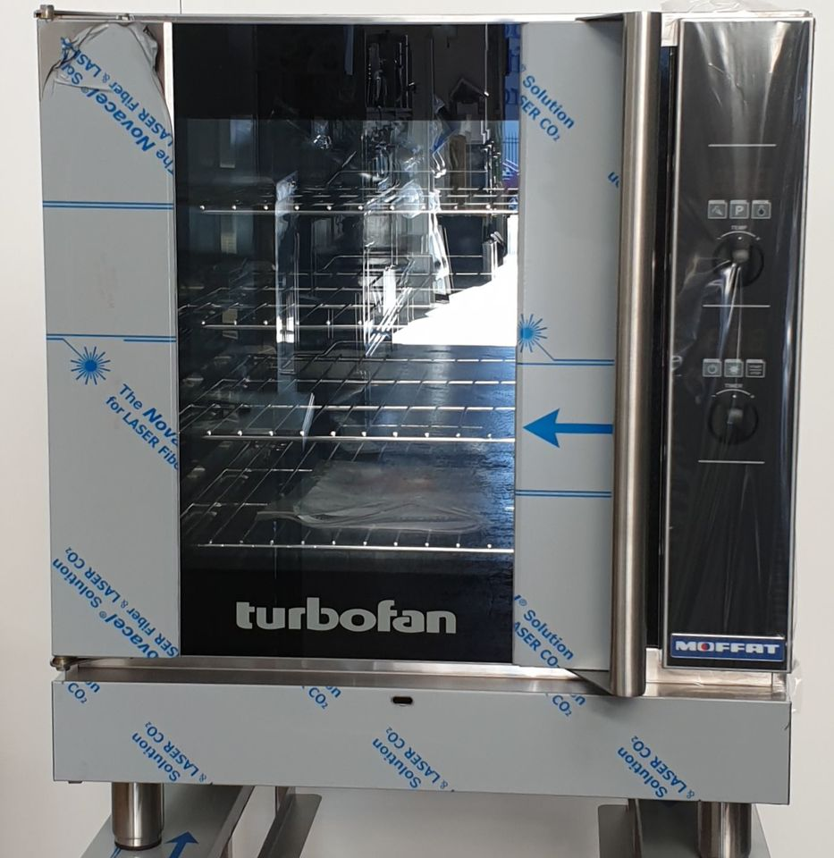 Turbofan Digital Gas Convection Oven G32D4 - New - $5762 + GST