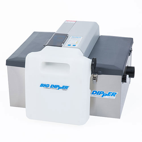 Big Dipper® IS Point Source Automatic Grease Removal 200 Point - New - $5995 + GST