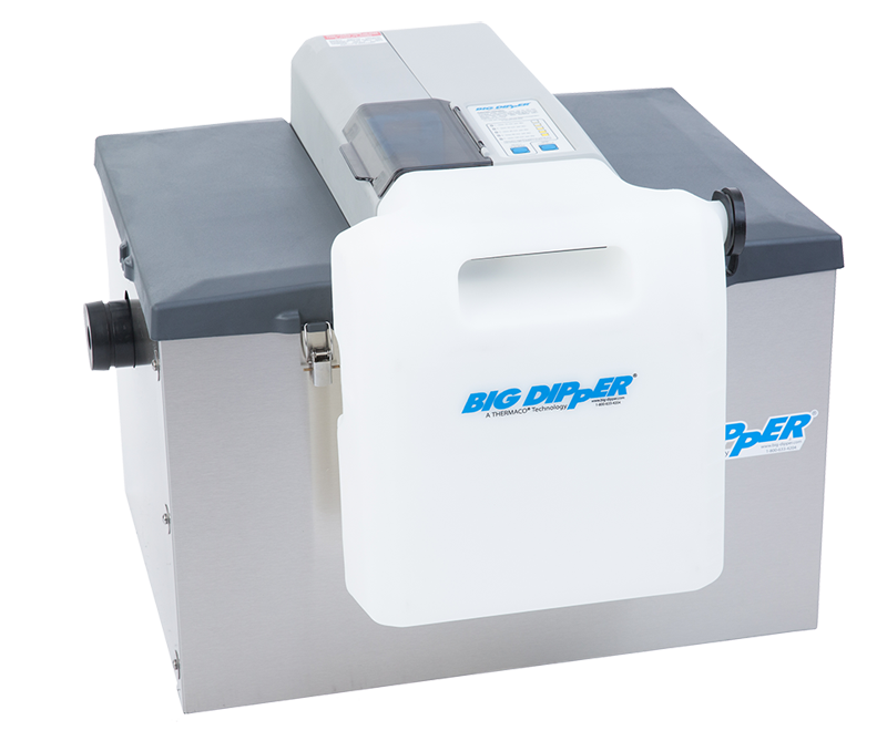 Big Dipper® IS Point Source Automatic Grease Removal 250 Point - New - $6295 + GST