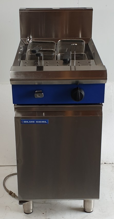 Blue Seal 4 Basket Pasta Cooker - Used - Nat Gas - $2795 + GST