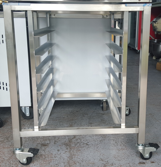 Moffat Stainless Steel Stand For E32D4 (New)